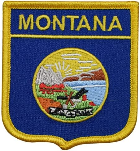 Montana sold out Patch - Big List price Sky Country Helena Billings on Iron 2.75