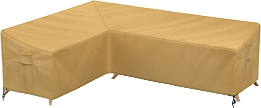 Best l shaped rattan garden furniture covers Reviews
