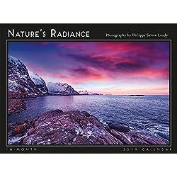 Nature's Radiance 2019 Wall Calendar