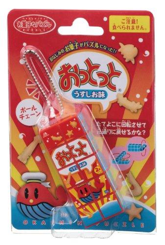 Innovation puzzle Morinaga husband candy (japan import)