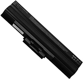 YNYNEW Replacement Laptop Battery for Sony VGP-BPL13 VGP-BPL13A VGP-BPL13/S PCG-7191L PCG-7192L PCG-8161L PCG-9131L PCG-9Z1L PCG-21311T PCG-21312L PCG-21313L PCG-31211T PCG-31311L PCG-31311T