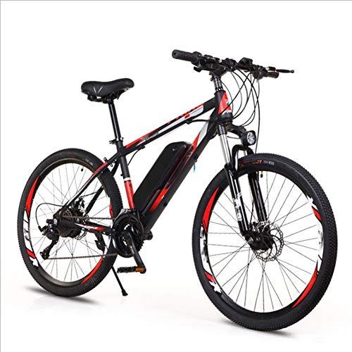 HWOEK Vélo électrique Tout-Terrain Adulte,...
