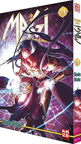 Magi 21 : The Labyrinth of Magic