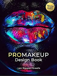 small Makeup Design Book PROM: Includes 50 facial treatments (by renowned makeup artist Lana Nguyen …