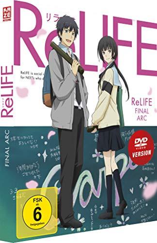 ReLIFE - OVAs - [DVD]