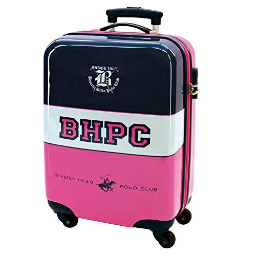 Beverly Hills Polo Club 5289151 Equipaje de Mano, 35 Litros, Multicolor