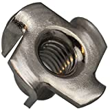 Dely Trade®, Dadi ragno M5 in acciaio inox A2, 25 pezzi...