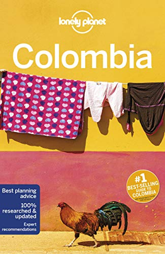 Lonely Planet Colombia (Travel Guide) [Idioma Inglés]
