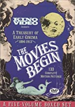 Best kino video the movies begin Reviews