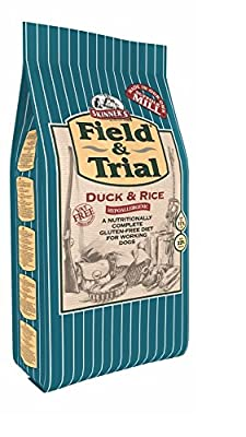 Rapchel Skinners Field and Trial Duck and Rice Dry Mix 15kg