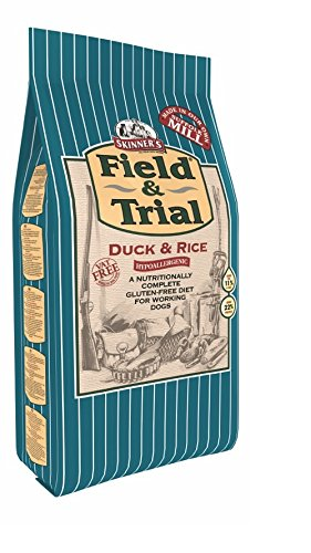 Skinners Hundefutter Field & Trial Duck & Rice, 15 kg