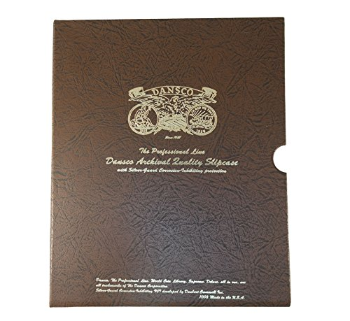 Dansco Corrosion Inhibiting Slipcase for 1″ Coin Albums