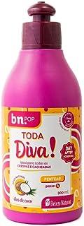 Pentear Toda Diva, Beleza Natural, 300ml