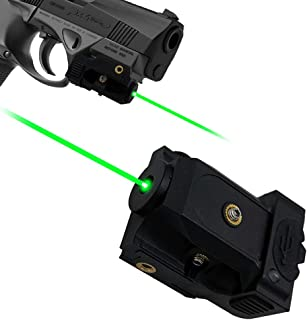 Lasercross Green Laser,Pistol Laser Sight Green Dot Tactical Sight Adjustable Low Profile..