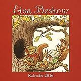 Elsa Beskow Kalender 2016
