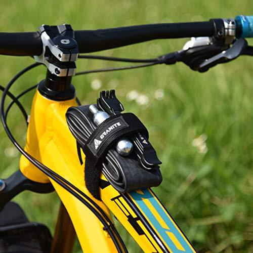 GRANITE Rockband Unisex Adult Mountain Bike Strap, Pink, 450 mm