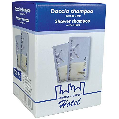 Karisma mtp100-krds10Multipack ducha/Shampoo Bolsita 10ml, 100unidades)