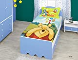 Bombay Dyeing Multicolor Disney Cotton Single Bedsheet with 1 Pillow Covers