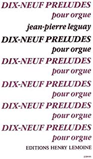 19 Preludes (organ)