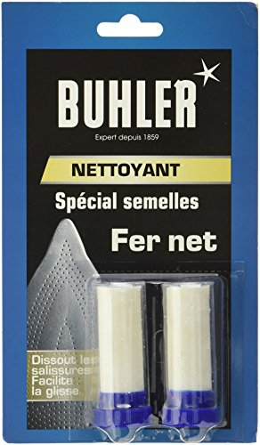 pas cher un bon Buehler-Iron Cleaner-Special Sole-Two Sticks