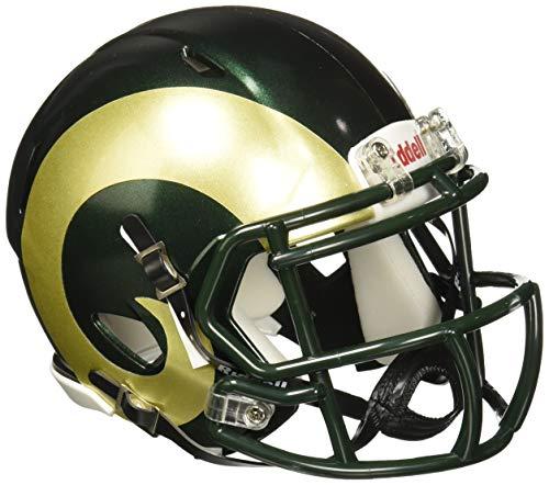 NCAA Speed Mini-Helm, Herren Unisex Damen, 3002043, Team Color