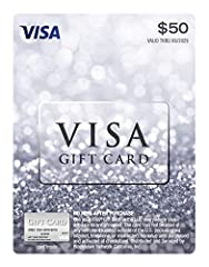 This card is non-reloadable. No expiration of funds. No cash or ATM access. Cards are shipped ready to use. This card can be used in the U.S. only, online or in stores, where Visa debit cards are accepted. Your Amazon.com Balance cannot be used to pu...