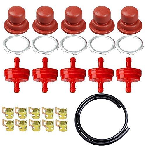 HOOAI 640259 Primer Bulb for Tecumseh Engine LEV100 LEV105 LEV115 LEV120 LEV121 OVRM105 OVRM120 Lawn Mower