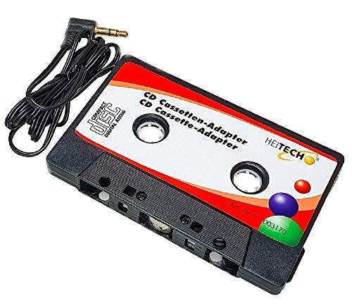 sky vision Auto Radio Adapter, Kassette, Kassettenadapter Autokassettenadapter für Mobiltelefon, MP3, Musik Player, Mobile Geräte, 3,5mm Stecker