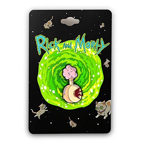Rick and Morty Plumbus Pin | Official Rick & Morty Enamel Collector Series Pin