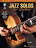 Jazz Solos for Guitar: REH Pro Licks Book with Online Audio