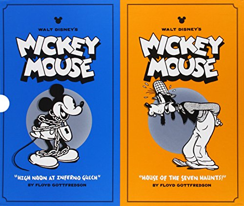 Walt Disney's Mickey Mouse: Vols. 3 & 4 Collectors Box Set