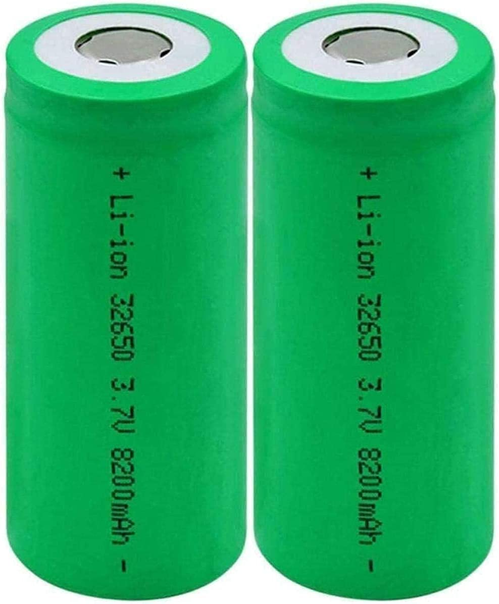 3.7V 8200 Mah 32650 Lithium Current Discharge Battery SALENEW San Diego Mall very popular High