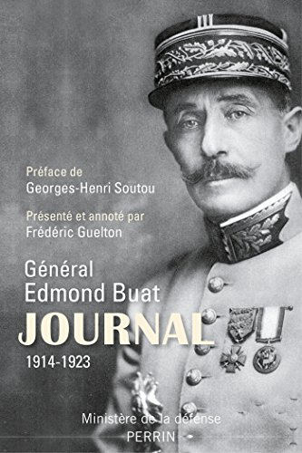 Journal du général Buat