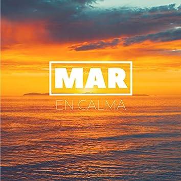 Mar en Calma - Música con Sonidos de Agua y Naturaleza Relajar la Mente y Trabajar o Estudiar Tranquilo