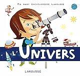 L'univers (Ma baby encyclopédie)