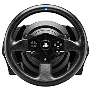 immagine di Thrustmaster T300 RS (Volante incl. 2-Pedali, Force Feedback, 270° - 1080°, Eco-Sistema, PS4 / PS3 / PC)