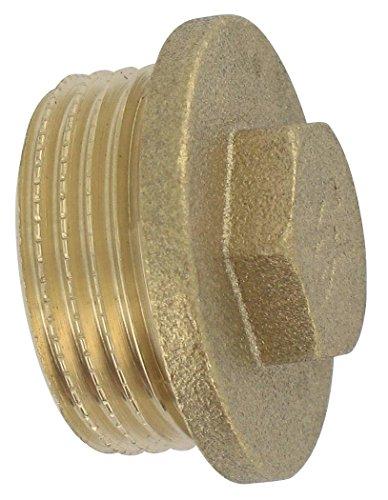 Bouchon mâle Raccords - Filetage 26 x 34 mm - Vendu par 1