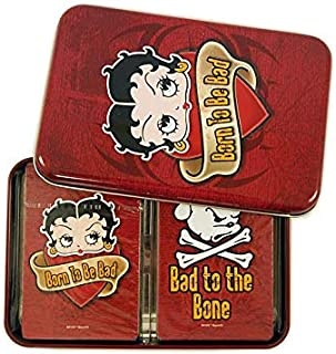 Betty Boop Face Stock Print on Classic Bowler 2.0