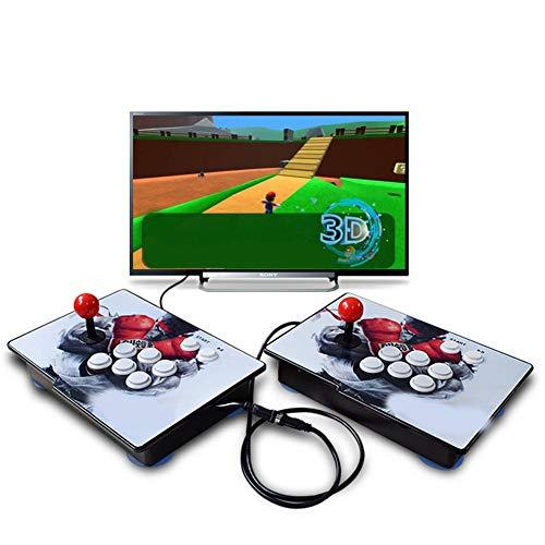 Console de jeux vidéo Arcade 2260 en 1 console de jeu électronique - Console de jeux à domicile Console de jeu Arcade pour PC/ordinateur portable/TV / PS3 PS4