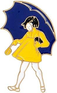 85style Enamel Collar Pins Badge Corsage Cartoon Brooch Fashion Jewellery | Color - #6-Little Girl