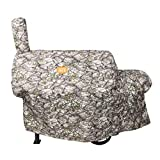 Oklahoma Joe's 2339183P04 Highland Offset Smoker Badlands Cover, Camo