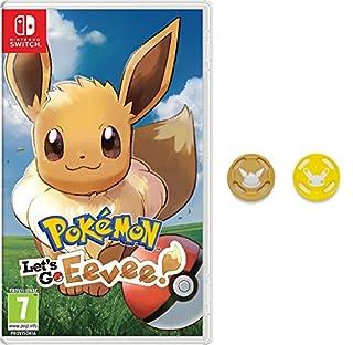 Pokémon: Let's Go, Eevee! + Grips para Joy-Con (B07FB787TD) | Amazon price tracker / tracking, Amazon price history charts, Amazon price watches, Amazon price drop alerts
