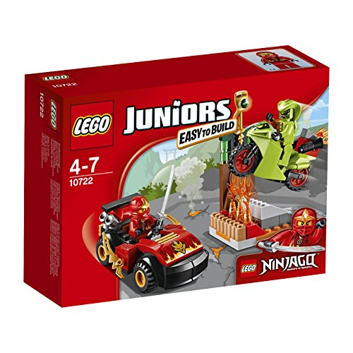 LEGO- Juniors Junior Resa con Il Serpente, 10722
