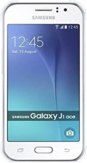 Samsung Galaxy J1 Ace SM-J110 Duos Dual Sim Quad Band GPS Android Smart Phone (White) - International Version