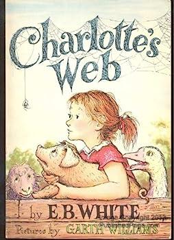 Paperback Charlotte's Web Book