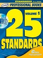 25 Standards Vol. 1 G Key Instruments