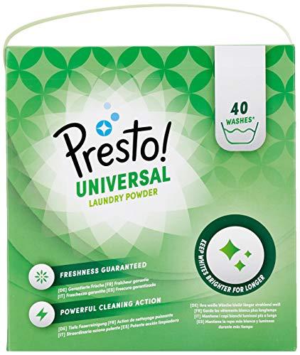 Marque Amazon- Presto! Lessive en poudre...