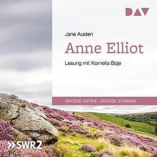 Anne Elliot                   Autor:                                                                                                                                 Jane Austen                               Sprecher:                                                                                                                                 Kornelia Boje                      Spieldauer: 8 Std. und 2 Min.     51 Bewertungen     Gesamt 4,5
