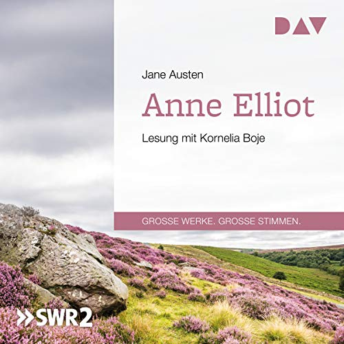 Anne Elliot audiobook cover art