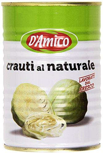 DAmico - Caruti, Al Naturale - 385 g